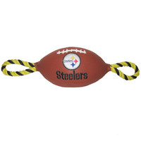 Pittsburgh Steelers Pebble Grain Dog Toy