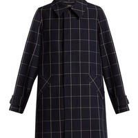 Dinard checked cotton-blend twill coat | A.P.C. | MATCHESFASHION.COM US