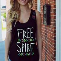 Set Your Spirit Free Tank