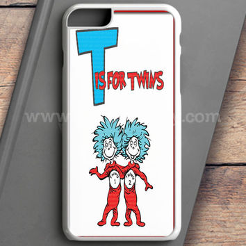 Thing 1 And Thing 2 iPhone 6 Plus Case | casefantasy
