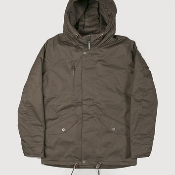 Elvine Cornell Jacket Brown