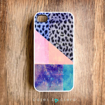 Unique iPhone Case Ombre iPhone 4 Case iPhone 4 Cover Designer iPhone Case Cell Phone Case Hard iPhone Case, Limited Edition Design Case