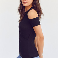 Project Social T Clara Surplice Tee | Urban Outfitters