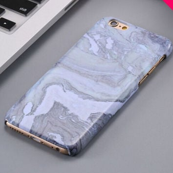 Vinatge Rock Marble Stone iPhone 5se 5s 6 6s Plus Case Cover + Nice Gift Box 267
