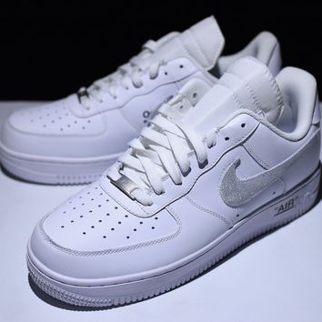cc hcxx Virgil Abloh x Nike Air Force 1