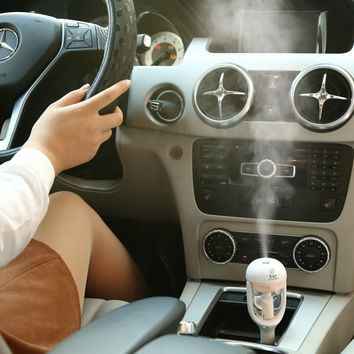 Portable Mini Car Air Humidifier