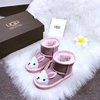 """""""UGG"""" baby Fashion Wool Snow Boots"""
