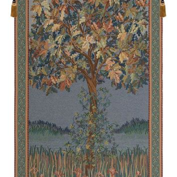 Tree of Life Flanders Tapestry Wall Art Hanging