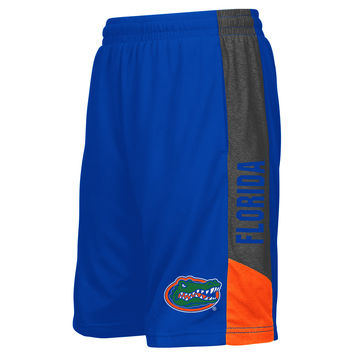 NCAA Florida Gators Youth Strike Shorts