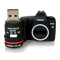 Canon Miniature Camera USB Flash Drive - buy at Firebox.com