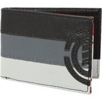 Element Mini Royal Bi-Fold Wallet - Men's Black, One Size
