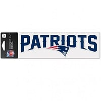 New England Patriots Decal