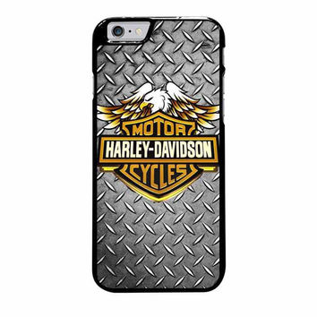 harley davidson motorcycle logo iphone 6 plus 6s plus 4 4s 5 5s 5c 6 6s cases