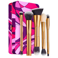 Sephora: tarte : Tarteist Toolbox Brust Set & Magnetic Palette : brush-sets-makeup-brushes-applicators-makeup