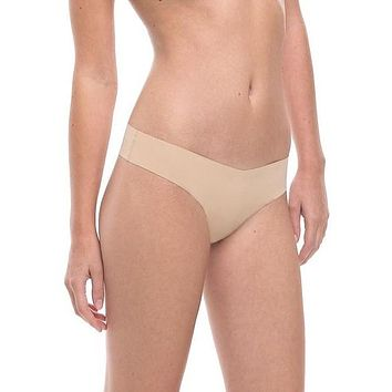 Seamless Low Rise Commando Classic Thong Panty