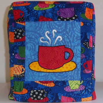 Keurig Coffee Maker Cover - Coffee Cups