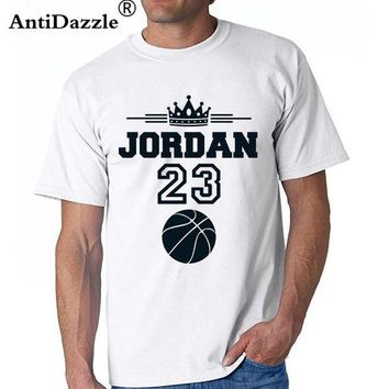 Antidazzle Michael Jordan Ball Is Life 23 T-shirt