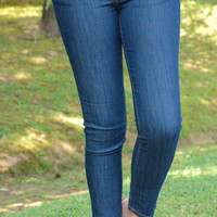 Back To Basics Skinny Jean