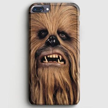 Face Chewbacca Star Wars iPhone 8 Plus Case | casescraft