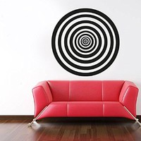 Wall Decal Vinyl Sticker Mandala Ornament Pattern Sun Bedroom Dorm B204