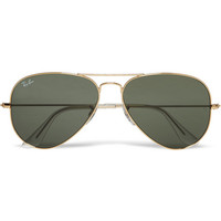 Ray-Ban - Aviator Sunglasses | MR PORTER
