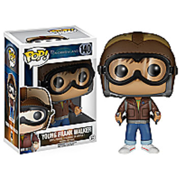 Young Frank Walker Pop! Vinyl Figure by Funko - Tomorrowland