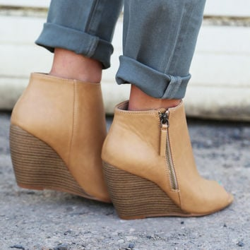 Rebellion By BC Footwear {Taupe}