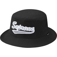 Supreme: Mesh Script Crusher - Black