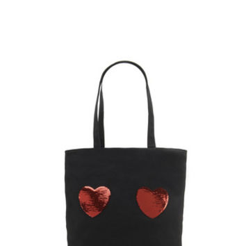 Heart Tote Bag - Marc Jacobs