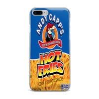 ANDY CAPPS HOT FRIES CUSTOM IPHONE CASE