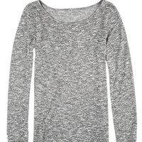 Hacci Long-Sleeve Thumbhole Top