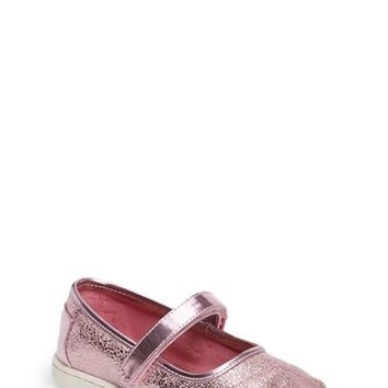 TOMS Tiny Mary Jane Flat | Nordstrom