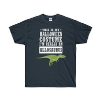 T-Rex Halloween Costume T-shirt Funny TRex Tshirt Dinosaur Shirt Dinosaur Halloween Costume Tyrannosaurus Outfit