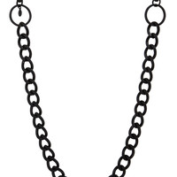 Hook Up Black Body Chain