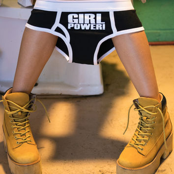 Girl Power! Brief Panty