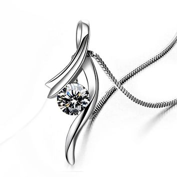 Wedding Engagement Necklaces For Women
