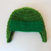 Kyle Broflovski Hat South Park Beanie Or Choose Your Favorite Character - Newborn to Adult Photo Prop Halloween / Cosplay/ Baby Shower