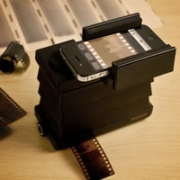 Lomography Smartphone Film Scanner at Firebox.com