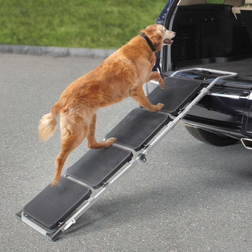 The Portable Pet Staircase or Ramp