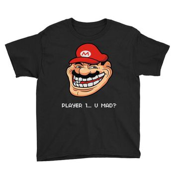 player 1 (2) Youth Tee