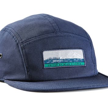 UBB x Chaco Keep Paddling 5 Panel Hat