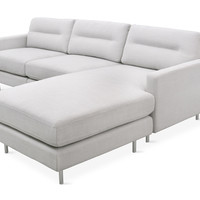 Logan Bi-Sectional Sofa in Assorted Colors design by Gus Modern