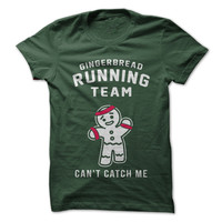 Gingerbread Running Team - On Sale