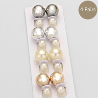 Double Sided Earrings Bundle