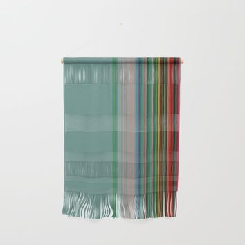 serape-light Wall Hanging by duckyb