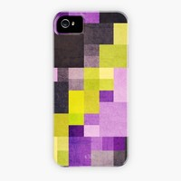 """Abstract geometric"" - Phone Case by e Drawings38"