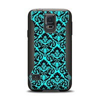 The Delicate Pattern Blank Samsung Galaxy S5 Otterbox Commuter Case Skin Set
