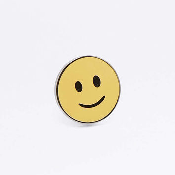 Pintrill Smile Pin - Urban Outfitters