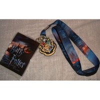 Harry Potter ORDER OF THE PHOENIX Logo Lanyard KEYCHAIN