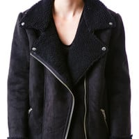 UNIF Prana Coat Black